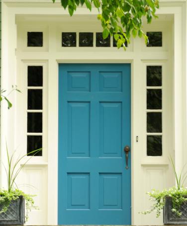 Front Door「Turquoise Door」:スマホ壁紙(6)
