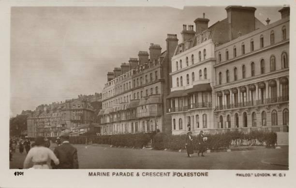 Marine Parade And Crescent Folkestone:ニュース(壁紙.com)
