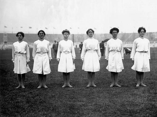 1908年「Danish Gymnasts」:写真・画像(8)[壁紙.com]