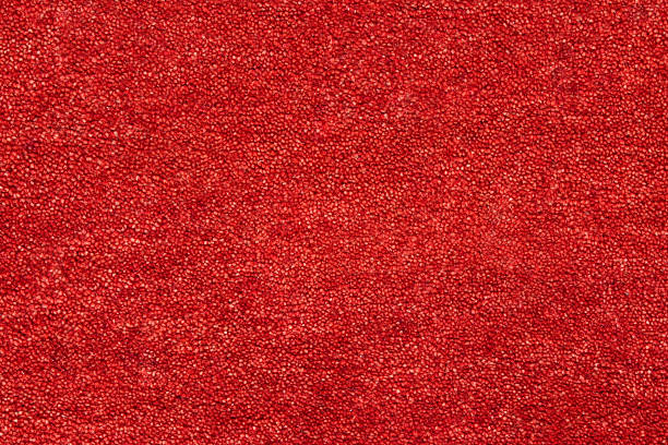 A closeup picture of a clean and bright red carpet:スマホ壁紙(壁紙.com)
