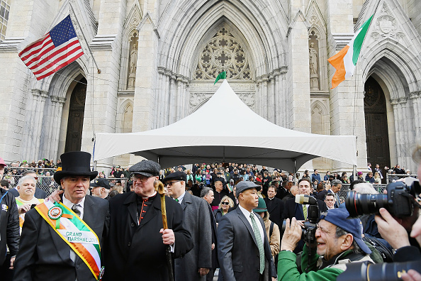Brian Cardinal「2019 St. Patrick's Day Parade」:写真・画像(16)[壁紙.com]