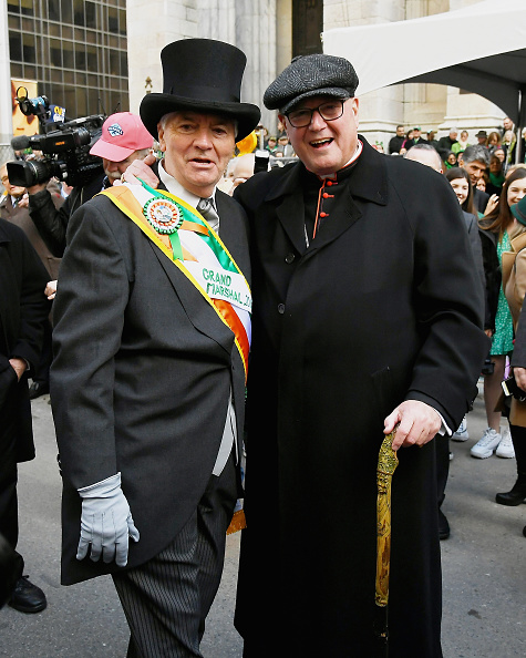 Brian Cardinal「2019 St. Patrick's Day Parade」:写真・画像(14)[壁紙.com]