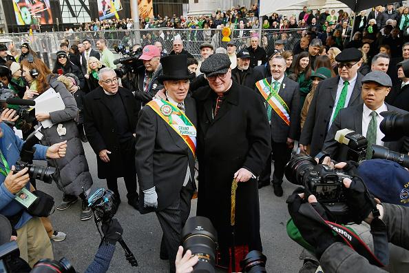Brian Cardinal「2019 St. Patrick's Day Parade」:写真・画像(13)[壁紙.com]