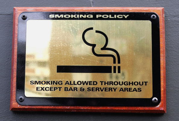 Pub Food「Smoking Ban To Be Proposed For England」:写真・画像(4)[壁紙.com]