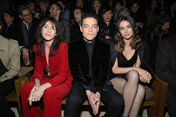 Front Row「Saint Laurent : Front Row - Paris Fashion Week Womenswear Fall/Winter 2020/2021」:写真・画像(10)[壁紙.com]