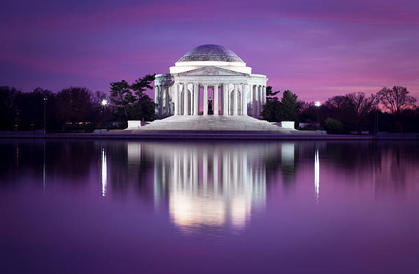 Jefferson memorial, DC:スマホ壁紙(壁紙.com)