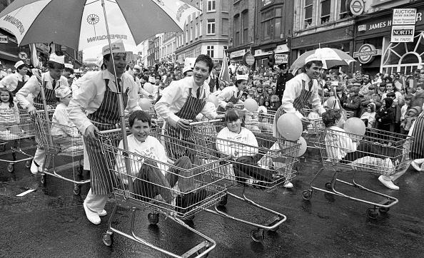 City Life「St Patrick's Day Parade 1987」:写真・画像(3)[壁紙.com]