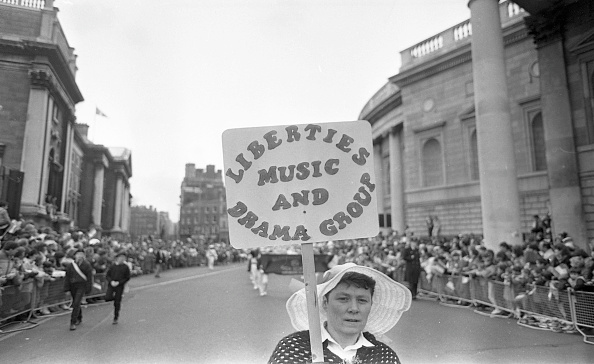 City Life「St Patrick's Day Parade 1988」:写真・画像(1)[壁紙.com]
