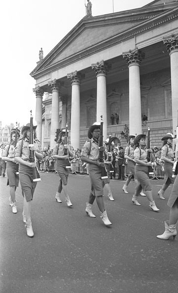 City Life「St Patrick's Day Parade 1988」:写真・画像(18)[壁紙.com]