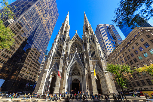 Cathedral「St Patrick's Cathedral Manhattan」:スマホ壁紙(12)
