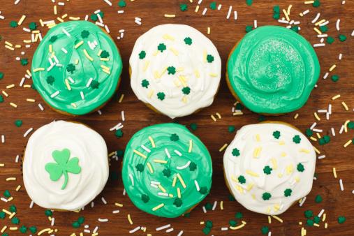 St「St. Patrick's Cupcakes」:スマホ壁紙(18)
