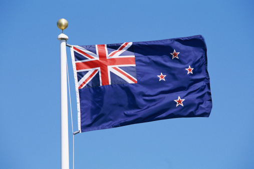 New Zealand Culture「Flag of New Zealand」:スマホ壁紙(7)