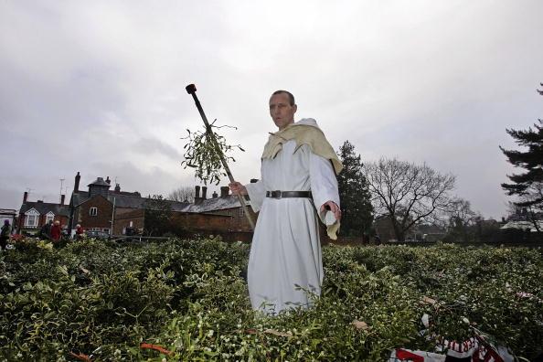 Magic Kingdom「Christmas Mistletoe Blessed In Druid Ceremony」:写真・画像(18)[壁紙.com]