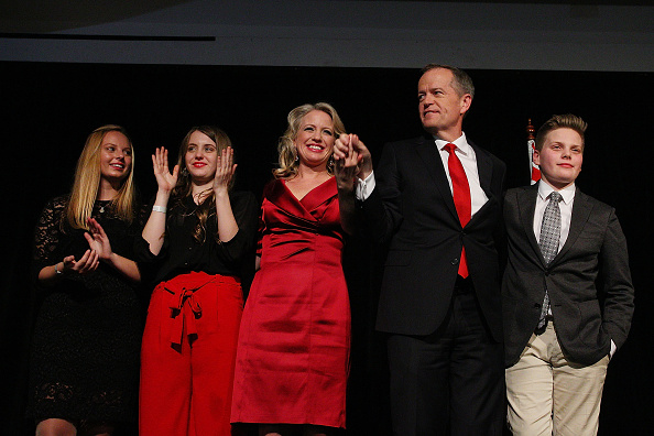Moonee Valley Racecourse「Hung Parliament Looms With Federal Election Results Too Close To Call」:写真・画像(6)[壁紙.com]