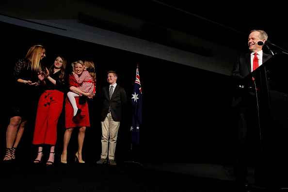 Moonee Valley Racecourse「Hung Parliament Looms With Federal Election Results Too Close To Call」:写真・画像(3)[壁紙.com]