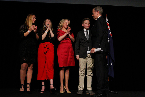 Moonee Valley Racecourse「Hung Parliament Looms With Federal Election Results Too Close To Call」:写真・画像(12)[壁紙.com]