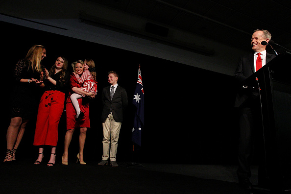 Moonee Valley Racecourse「Hung Parliament Looms With Federal Election Results Too Close To Call」:写真・画像(0)[壁紙.com]