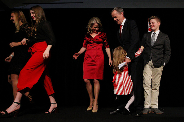 Moonee Valley Racecourse「Hung Parliament Looms With Federal Election Results Too Close To Call」:写真・画像(7)[壁紙.com]