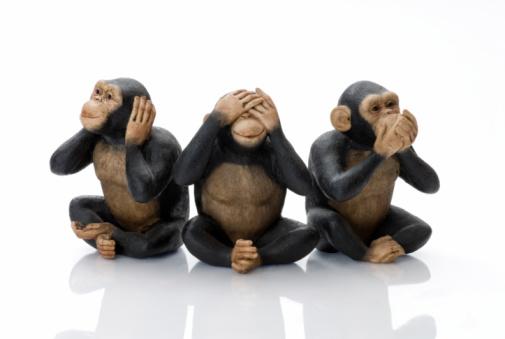 Three Animals「Toy Monkeys」:スマホ壁紙(18)