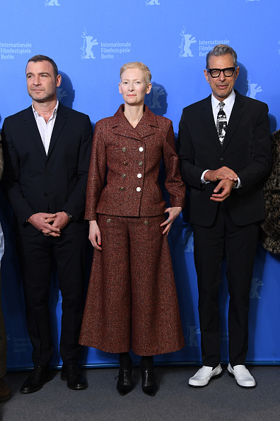 ベルリン国際映画祭「'Isle of Dogs' Photo Call - 68th Berlinale International Film Festival」:写真・画像(12)[壁紙.com]