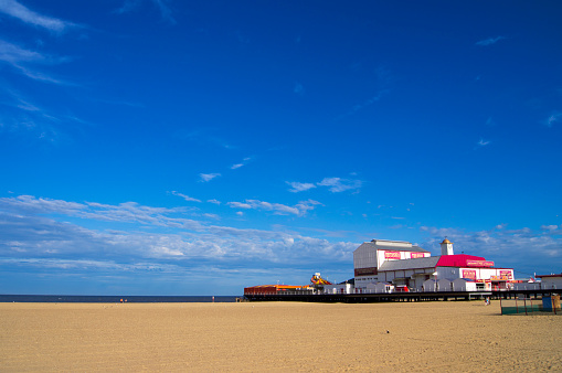 Norfolk - England「Britannia Pier, Great Yarmouth.」:スマホ壁紙(14)