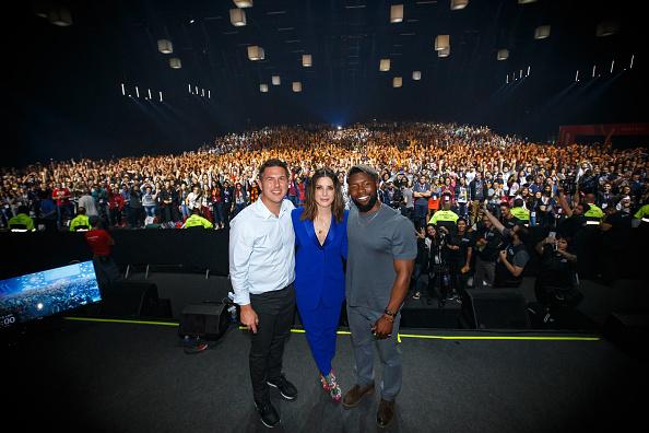 Alexandre Schneider「Netflix At Sao Paulo Comic Con 2018」:写真・画像(1)[壁紙.com]