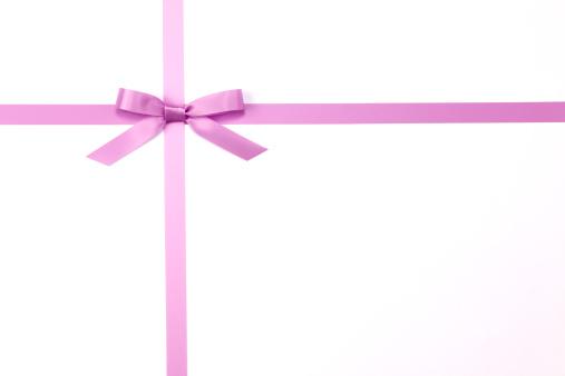 ピンク色「Pink Ribbon」:スマホ壁紙(16)