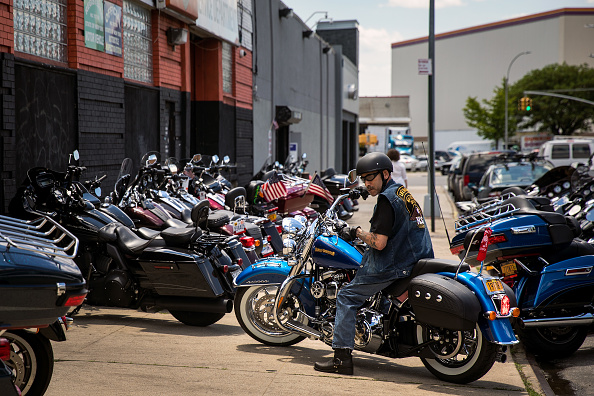Drew Angerer「Harley Davidson To Move Some Manufacturing Outside US To Avoid EU Tariffs」:写真・画像(19)[壁紙.com]