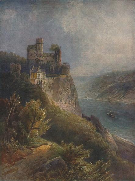 Travel Destinations「Burg Rheinstein」:写真・画像(15)[壁紙.com]
