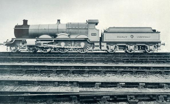 Passenger Train「GWR Express Passenger Engine」:写真・画像(14)[壁紙.com]