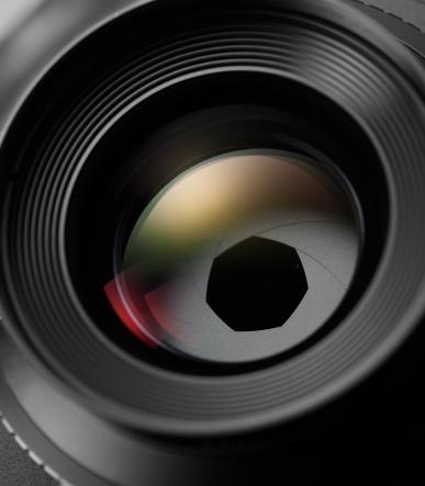 Iris - Eye「optical lens with iris」:スマホ壁紙(1)