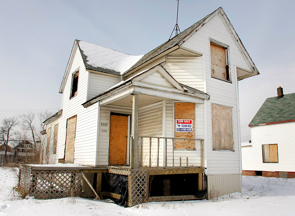 Boarded Up「Detroit Led U.S. In Home Foreclosures In 2007」:写真・画像(2)[壁紙.com]