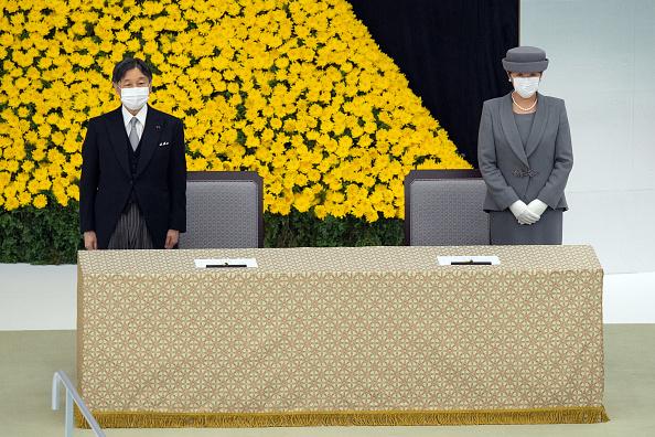 Japanese Royalty「Japan Marks 75th Anniversary Of WWII Surrender」:写真・画像(1)[壁紙.com]
