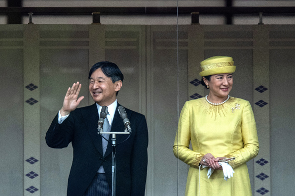 Emperor Naruhito「Emperor Naruhito Makes First Official Public Appearance Since Coronation」:写真・画像(0)[壁紙.com]