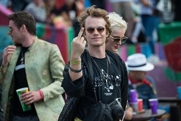 トップランキング「Festival Goers Enjoy Glastonbury 2017」:写真・画像(19)[壁紙.com]