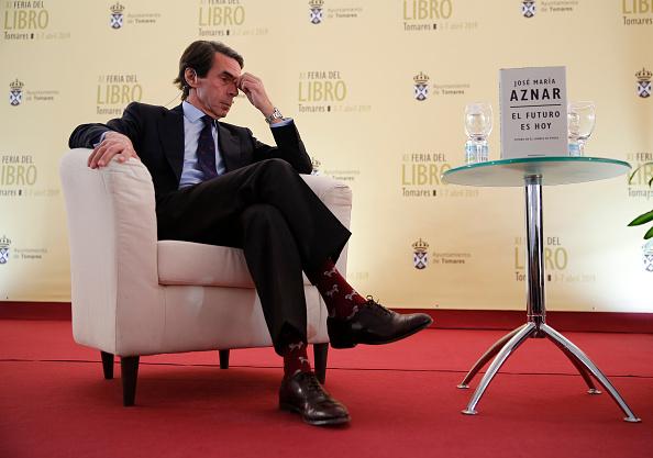 Jose Maria Aznar「Former Spain Prime Minister Jose Maria Aznar Attends Tomares Book Fair」:写真・画像(19)[壁紙.com]