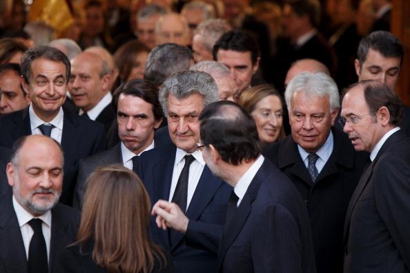 Jose Maria Aznar「State Funeral For Former President Adolfo Suarez」:写真・画像(17)[壁紙.com]