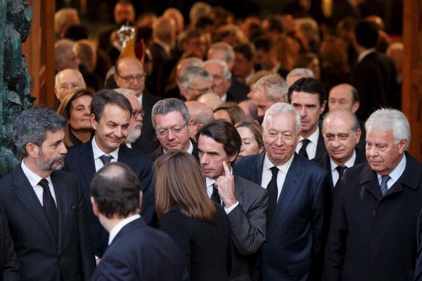 Alberto Ruiz Gallardón「state funeral ceremony for Former President Adolfo Suarez」:写真・画像(17)[壁紙.com]