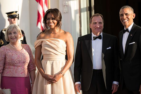 Drew Angerer「President Obama Hosts Nordic Leaders For State Dinner」:写真・画像(4)[壁紙.com]