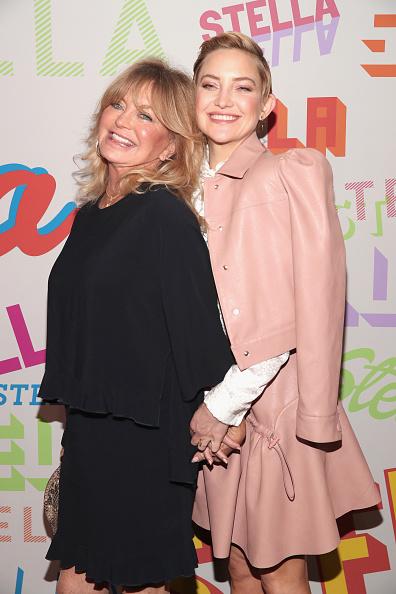 Goldie Hawn「Stella McCartney's Autumn 2018 Collection Launch」:写真・画像(6)[壁紙.com]