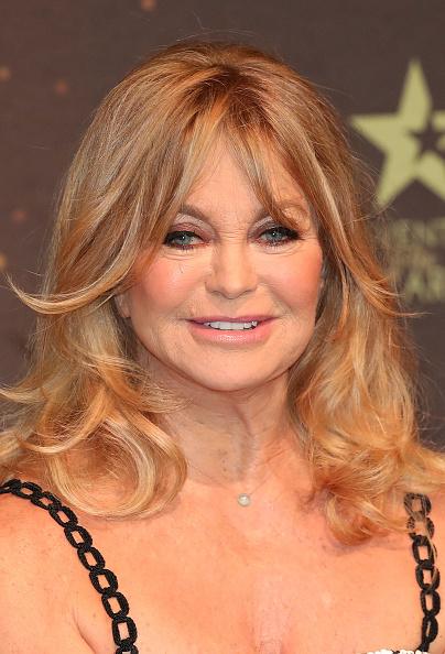 カメラ目線「Goldie Hawn Press Conference」:写真・画像(19)[壁紙.com]