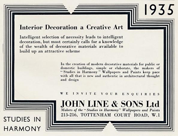 Costume Jewelry「Interior Decoration A Creative Art - John Line & Sons Ltd」:写真・画像(3)[壁紙.com]