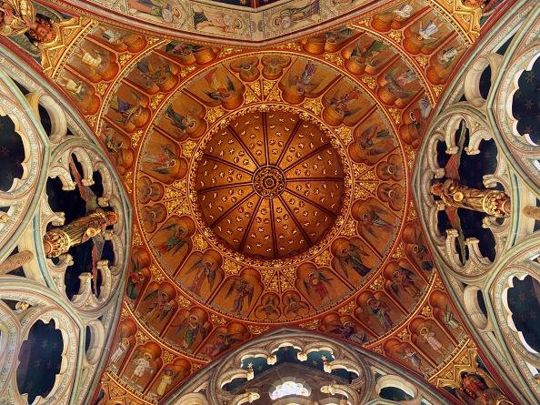 Ceiling「Ceiling Above The Altar」:写真・画像(5)[壁紙.com]