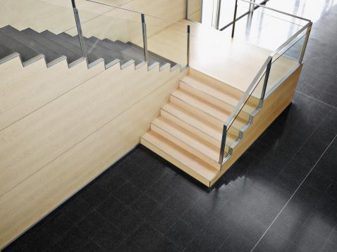 Granada Province「Staircase in modern office building」:スマホ壁紙(18)