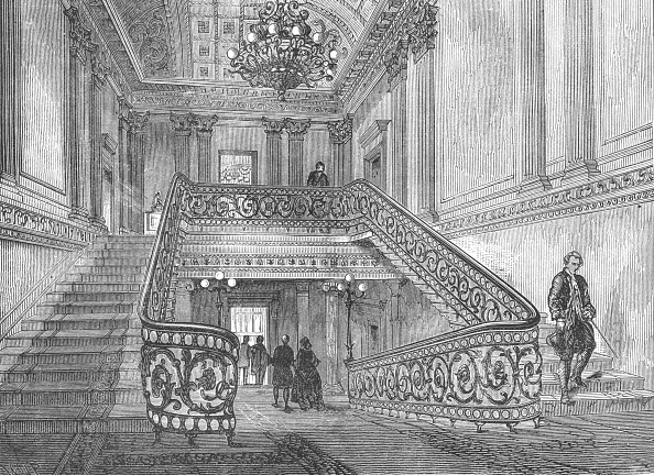 Townhouse「Staircase in Northumberland House」:写真・画像(19)[壁紙.com]