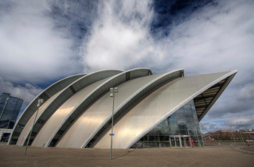 Glasgow - Scotland「SECC, Glasgow」:スマホ壁紙(3)