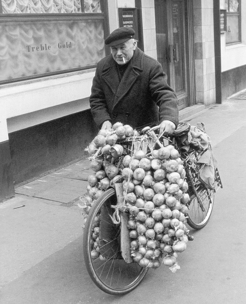 George Freston「Onion Seller」:写真・画像(7)[壁紙.com]
