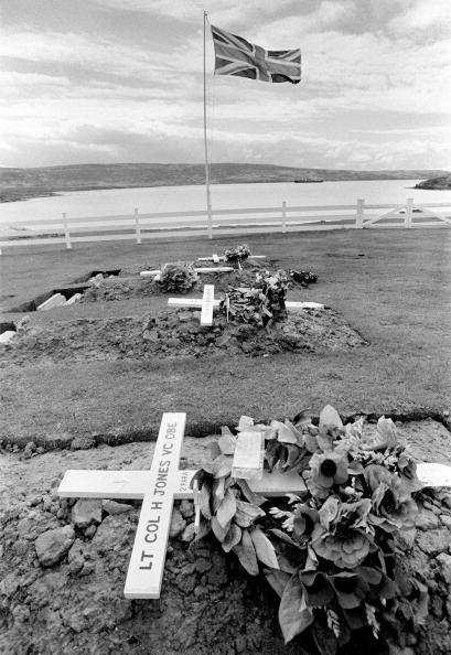 Tom Stoddart Archive「Grave Of H. Jones」:写真・画像(4)[壁紙.com]