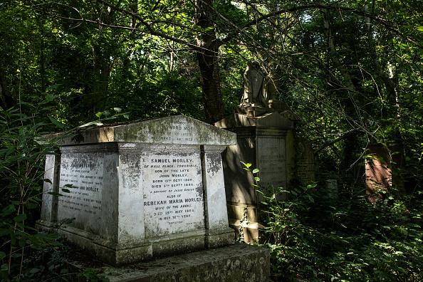 Black History in the UK「Abolitionist History In London's Abney Park Cemetery」:写真・画像(0)[壁紙.com]