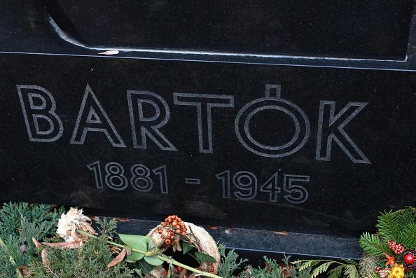 Béla Bartók「Bartok's Grave」:写真・画像(13)[壁紙.com]